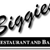 Item FG25 - $30 Gift Card for Biggies Restaurant in South St Louis