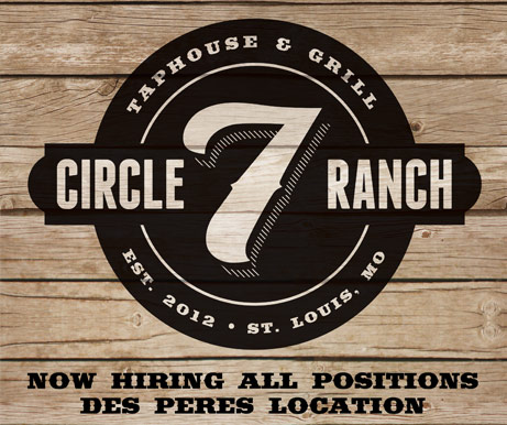 Item FG52 - $25 Gift Card to Circle 7 Ranch and Taphouse in Ballwin