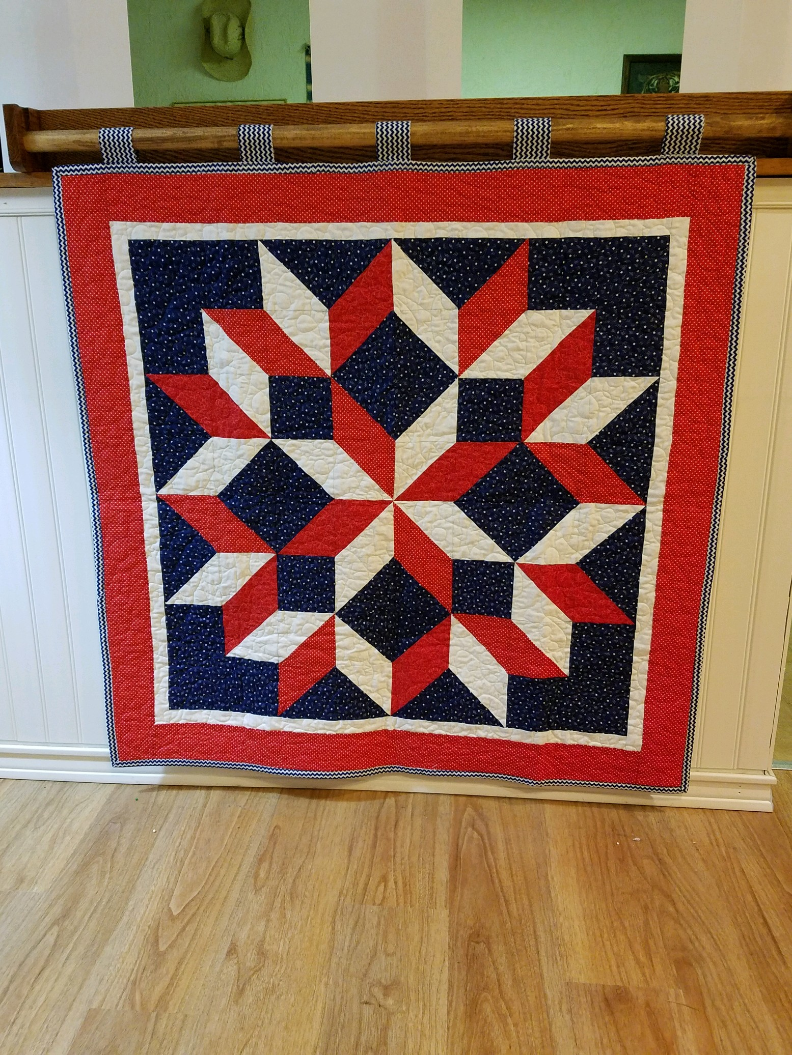 Item HG 2 - Brand New, Hand-made Quilt