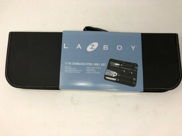 Item HG45 - New La-Z-Boy Grill Set